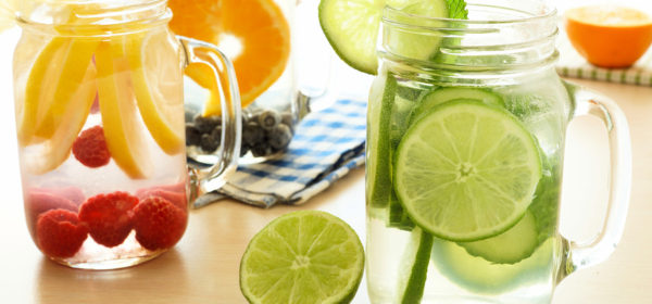 Use Homemade Detox Water to Boost Your Health