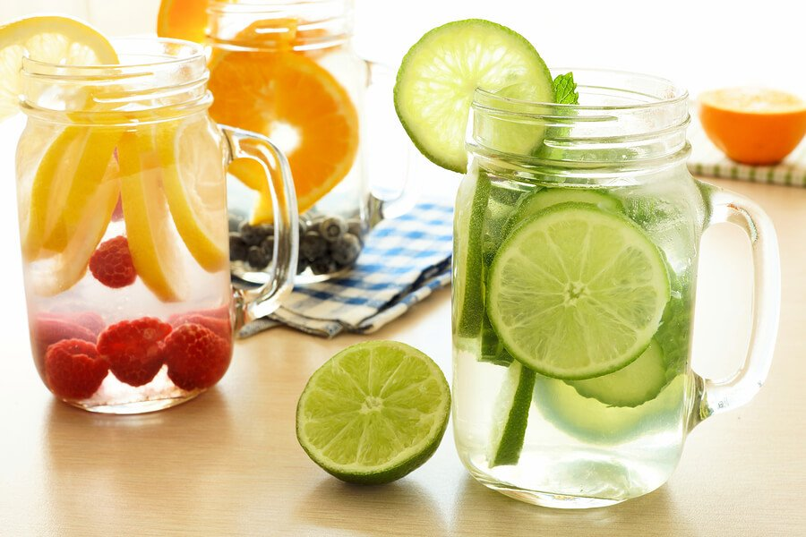 water that is detox