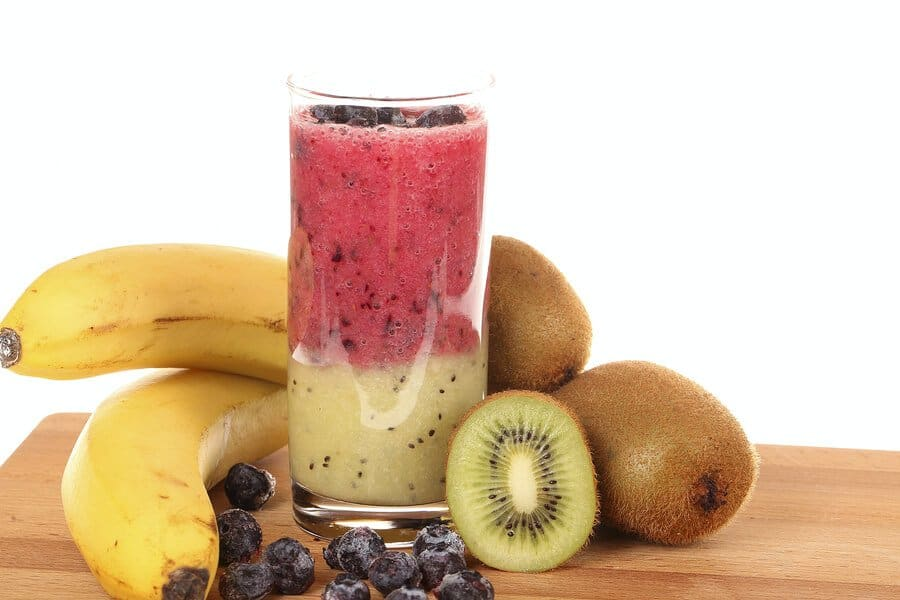 Layer Smoothie